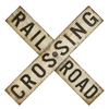 Railroad Crossing Sign (Image)