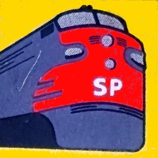 SP Locomotive Icon