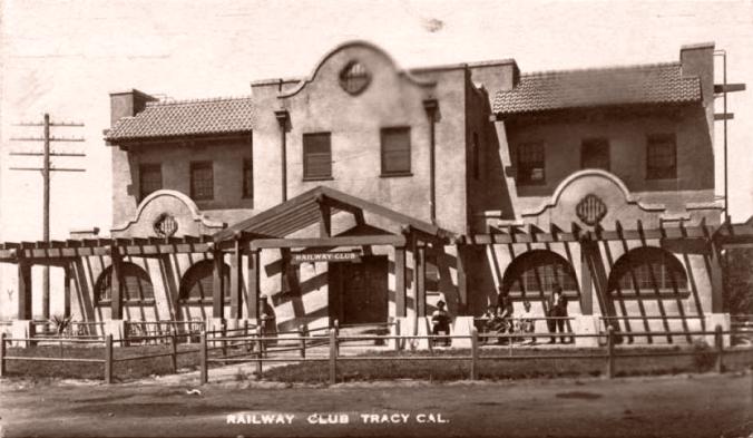 SP Tracy Railway Club (Photo)