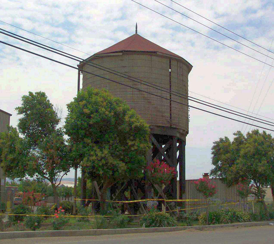 Western Pacific Carbona Water Tank (2003)