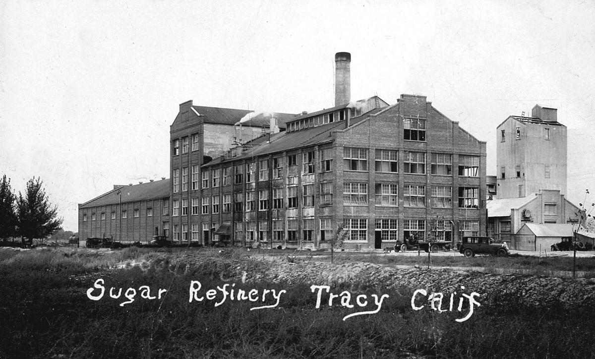 Holly Sugar Refinery (1930s Photo)