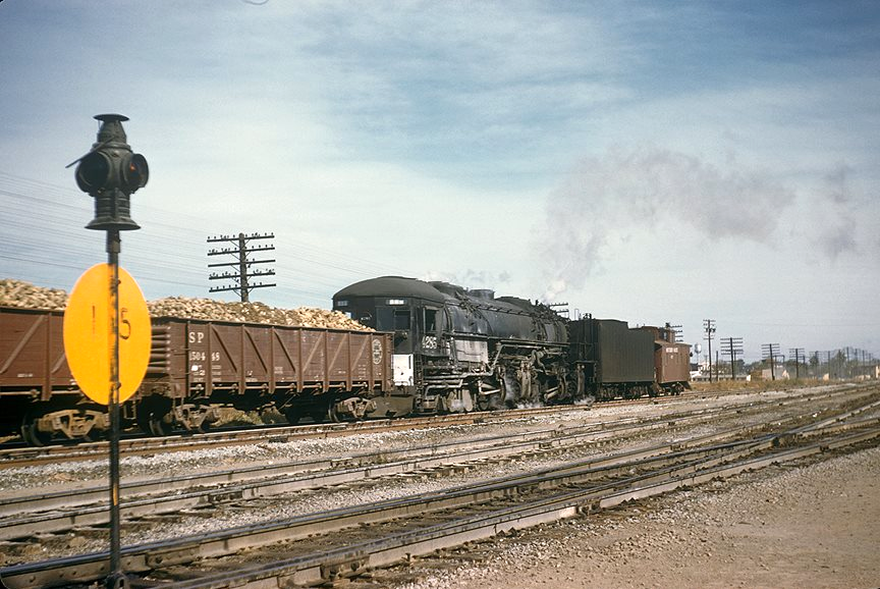 Southern Pacific Beet Train (Photo)