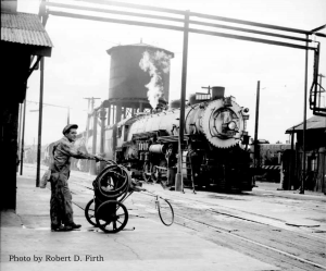 Robert Firth Railroad Photographs