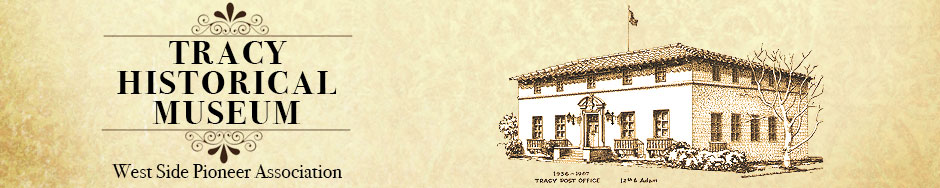 Tracy Historical Museum (Header Logo)