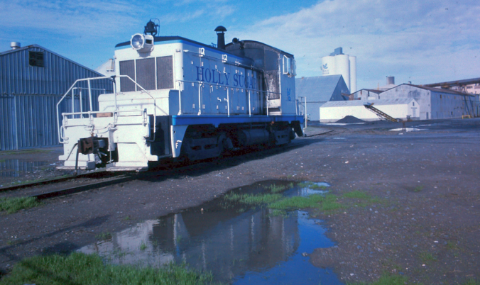 Holly Sugar Locomotive (Photo)
